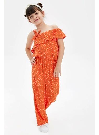 DeFacto Tulum Oranj